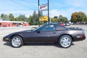 1989 Chevrolet Corvette Roadster Photo