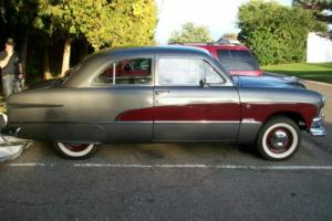 1951 Ford 2DR. CUSTOM