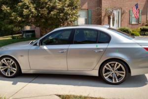 2007 BMW 5-Series 550i