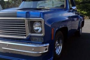 1976 Chevrolet C-10