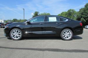 2017 Chevrolet Impala 4dr Sedan Premier w/2LZ
