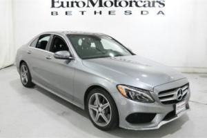 2016 Mercedes-Benz C-Class 4dr Sedan C300 Sport 4MATIC