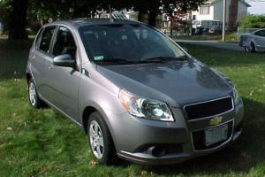 2010 Chevrolet Aveo 5