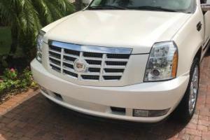 2008 Cadillac ESV