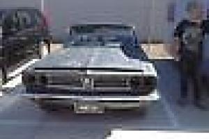RARE Pontiac lemans 1963 slant 4 convertable