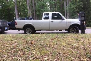 2007 Ford Ranger 2 Door