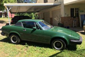 Triumph TR8 TR7 Rover 3500 fuel injected V8