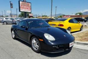 2008 Porsche Cayman Base 2dr Coupe Coupe 2-Door Manual 5-Speed H6 2.7L
