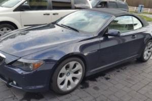 2006 BMW 6-Series