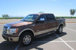 2011 Ford F-150 4WD SuperCrew King Ranch