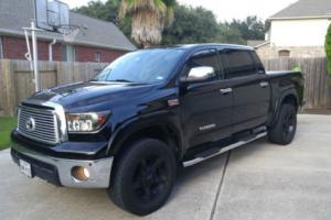 2012 Toyota Tundra Platinum Supercharger Engine TRD Package