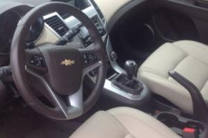 2012 Chevrolet Cruze RS