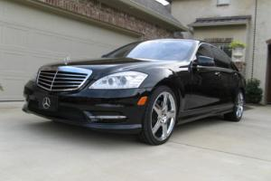 2011 Mercedes-Benz S-Class Sport package Plus One AMG