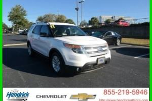 2011 Ford Explorer XLT Photo