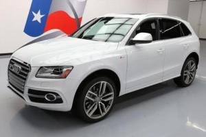 2014 Audi Other SQ5 3.0T PREM PLUS AWD LEATHER PANO ROOF