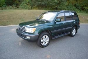 2003 Toyota Land Cruiser Base AWD 4dr SUV