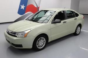 2010 Ford Focus SE SEDAN AUTOMATIC CD AUDIO ALLOYS