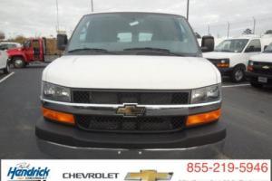 "2015 Chevrolet Express RWD 3500 135"""