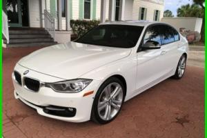 2013 BMW 3-Series i     LOW RESERVE