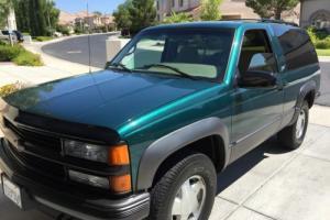 1996 Chevrolet Tahoe Sport Z71