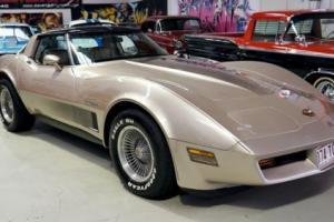 1982 Chevy Corvette Limited Edition C3 L83 V8. Suit L82 Vette Stingray buyer