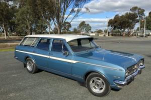HK Premier Wagon in original condition 307 Chev. Very Clean Car Photo
