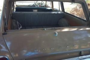 1962 / 63 Holden EJ Wagon another barn find