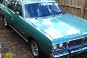 1979 crysler valiant s/wagon