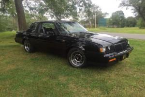 1986 Buick Grand National Photo