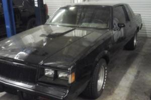 1985 Buick Grand National Regal