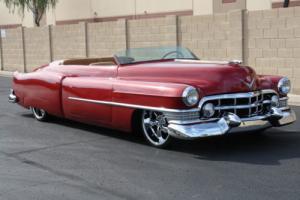 1951 Cadillac Model 62