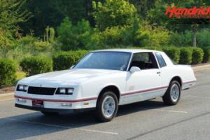 1987 Chevrolet Monte Carlo SuperSport