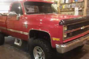 1984 Chevrolet Other Pickups