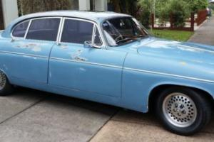 Jaguar 1969 420G 4.2 Litre 6 Cylinder Saloon 3 Speed Auto