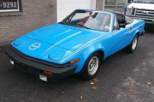 1980 Triumph Other TR7 CONVERTIBLE