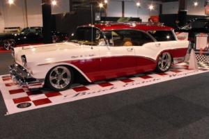 57 buick estate wagon Photo