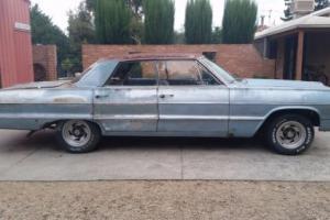 1964 Chevrolet Impala 64 chev 327 auto 63 62 61 MUST SELL 350 60 59 58 57