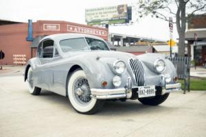 1957 Jaguar XK FHC Photo