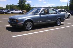 1989 BMW 5-Series