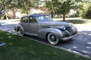 1939 Cadillac 60 Special Town Car Photo