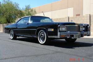1978 Cadillac Eldorado Photo
