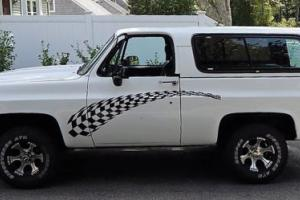 1974 GMC Jimmy Chevy Blazer
