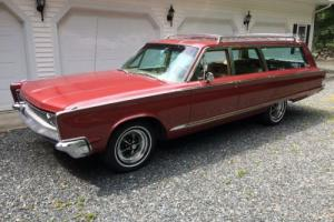 1966 Chrysler Town & Country