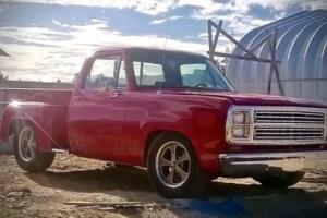1979 Dodge Other Pickups Custom Adventurer