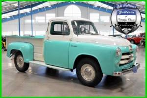 1955 Dodge C1-B8-116 1/2 Ton