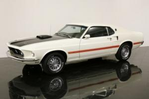 1969 Ford Mustang Mach 1 428CJ Sports Roof