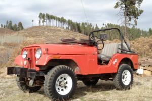 1973 Jeep CJ CJ5