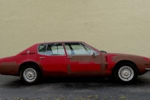 1970 Other Makes ISO RIVOLTA FIDIA S4