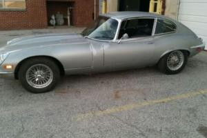 1971 Jaguar E-Type xke Photo