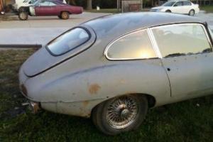 1970 Jaguar E-Type Photo